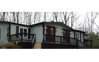 Blairsville Single Family Home For Sale