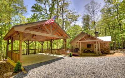 Morganton GA Single Family Home For Sale: $239,900