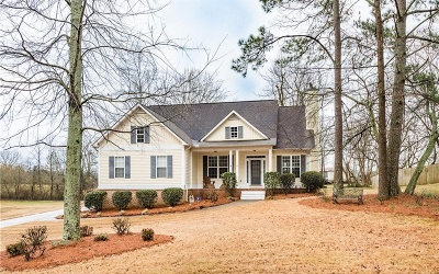Pickens County Single Family Home For Sale: 12 Jacobs Bend