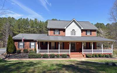 Union County Single Family Home For Sale: 48 Rebecka