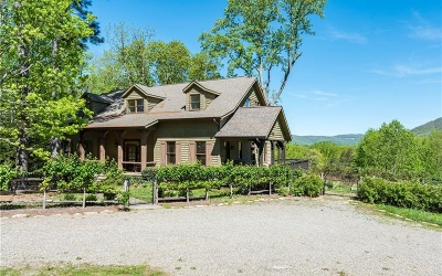 Jasper Single Family Home For Sale: 345 Split Rail Trail
