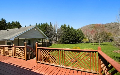 Hayesville Single Family Home For Sale: 200 Forest Cove Trail