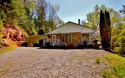Murphy Single Family Home For Sale: 2996 Grape Creek Road