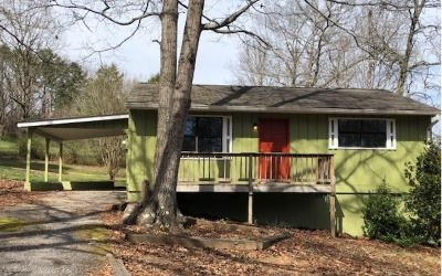 Blairsville Single Family Home For Sale: 434 Hollow Hill Rd