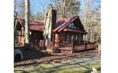 Ellijay Single Family Home For Sale: 455 Abbott Top Road