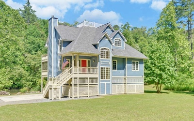 Hayesville Single Family Home For Sale: 59 Lost River Lane