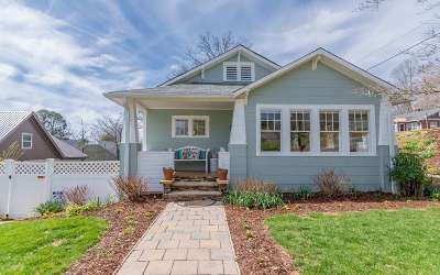 Blue Ridge Single Family Home For Sale: 70 McKinney Street
