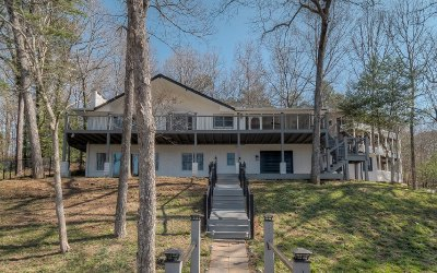 Blairsville Single Family Home For Sale: 456 Piney Point Rd