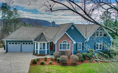 Ellijay Single Family Home For Sale: 506 Timber Ridge Lane