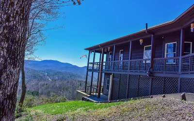 Blairsville Single Family Home For Sale: 165 Scenic Ridge Road