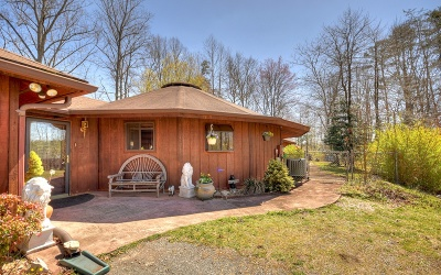 Mineral Bluff Single Family Home For Sale: 1600 Hardscrabble Road