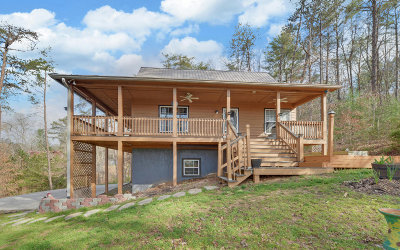 Young Harris Single Family Home For Sale: 2554 Rustic Ridge Trail