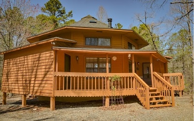 Ellijay GA Single Family Home For Sale: $199,900