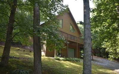 Young Harris Single Family Home For Sale: 5250 Brasstown Shadow Rd.