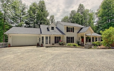 Blairsville Single Family Home For Sale: 114 Bryant Cove Road