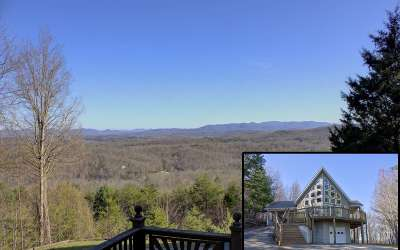 Blue Ridge Single Family Home For Sale: 145 Lookout Drive