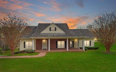 Blue Ridge Single Family Home For Sale: 1927 Blue Ridge Drive