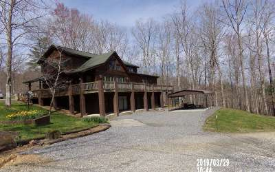 Blairsville Single Family Home For Sale: 506 Bailey Rd