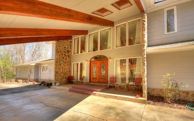 Blue Ridge Single Family Home For Sale: 109 Indian Forest