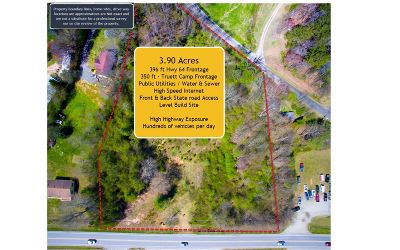 Residential Lots & Land For Sale: Hwy 64 W