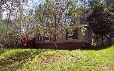 Cherokee County Single Family Home For Sale: 179 Shuler Mountain Road