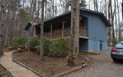 Cherokee County Single Family Home For Sale: 129 Big Rock Trail