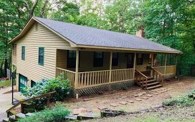 Gilmer County Single Family Home For Sale: 264 Shiloh Lane