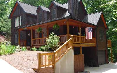 Ellijay Single Family Home For Sale: 33 Jersey Fleur Drive