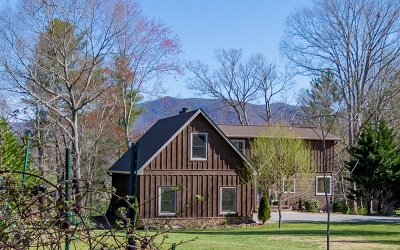 Ellijay Single Family Home For Sale: 45 Riverwood Place