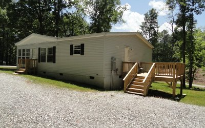 Blairsville Single Family Home For Sale: 591 Nicholson Road