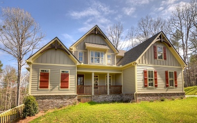 Blairsville Single Family Home For Sale: 1410 Byers Road