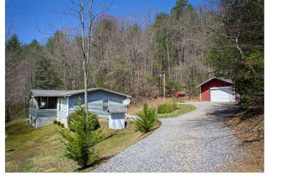 Murphy Single Family Home For Sale: 720 John Taylor Road