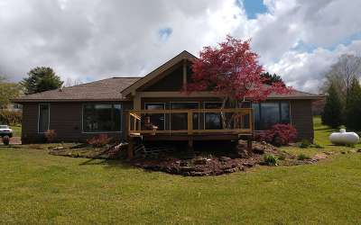 Hayesville Single Family Home For Sale: 218 Willow Pond