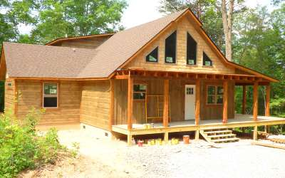 Blue Ridge Single Family Home For Sale: 167 Anglers Loop