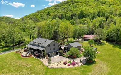 Hayesville Single Family Home For Sale: 4167 Downings Creek Road