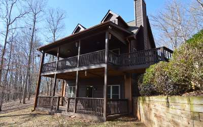 Hayesville Single Family Home For Sale: 213 Echo Hill Drive