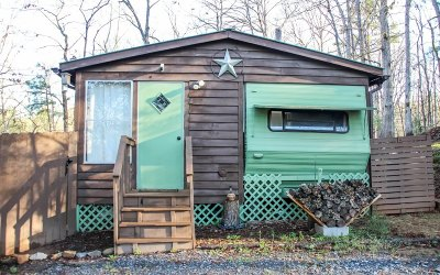 Ellijay Single Family Home For Sale: 95 7th Street