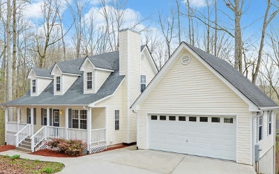 Blairsville Single Family Home For Sale: 254 Wildwood Brook