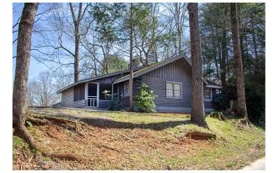Murphy Single Family Home For Sale: 321 Village Road