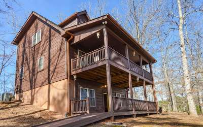 Hayesville Single Family Home For Sale: 236 Echo Hill Drive