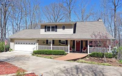 Blairsville Single Family Home For Sale: 1189 Brandy Run