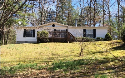 Fannin County Single Family Home For Sale: 10 Wilderness View