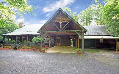 Ellijay Single Family Home For Sale: 708 Indian Cave Rd