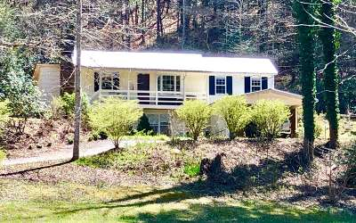Murphy Single Family Home For Sale: 1849 Candy Mountain Road