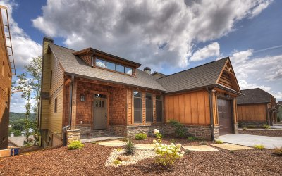 Blue Ridge Single Family Home For Sale: R-9 Overlook At Br