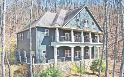 Ellijay Single Family Home For Sale: 385 St Andrews Way