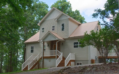 Blairsville Single Family Home For Sale: 115 Wilson Mtn Summit