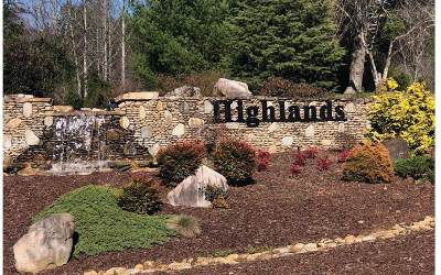 Mineral Bluff Single Family Home For Sale: Lot 35 Highlands