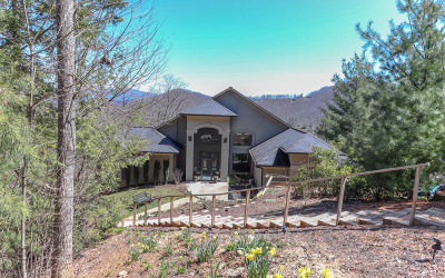 Union County Single Family Home For Sale: 55 Raintree Ln