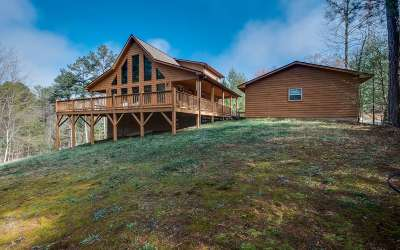 Cherokee County Single Family Home For Sale: 159 Wildlife Haven